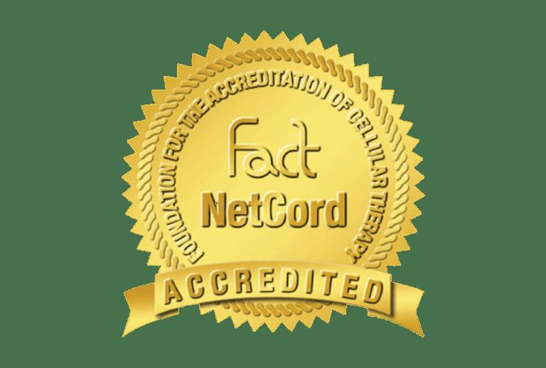 Acreditação FACT Netcord