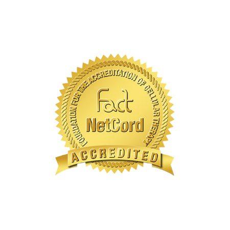 Acreditação FACT Netcord BebéVida