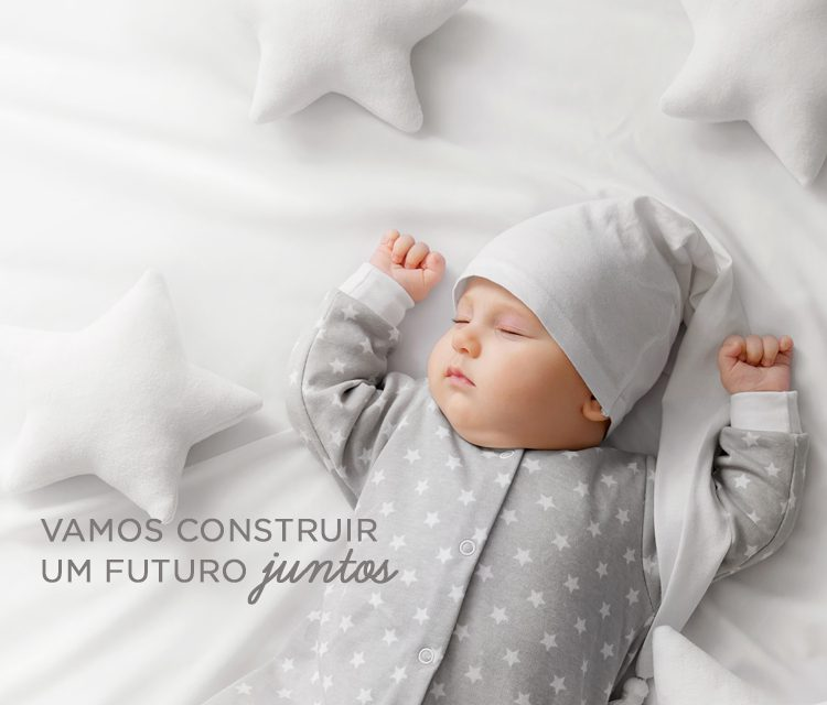 Vamos construir um futuro juntos!