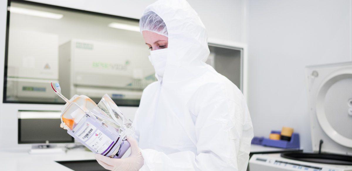 Técnico do Laboratório BebéVida