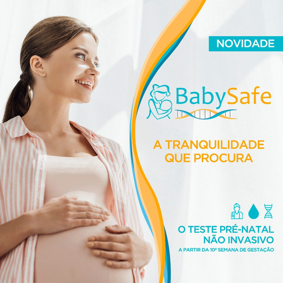 BabySafe Teste Pré-Natal Não Invasivo